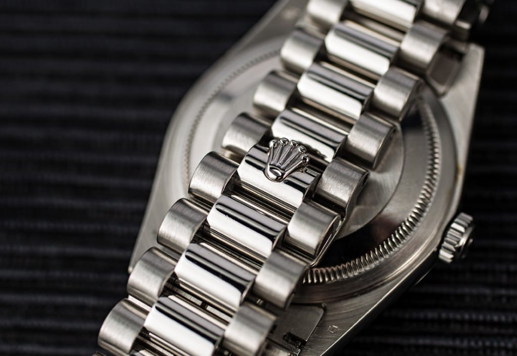 A History and Overview of the Different Rolex Bracelets