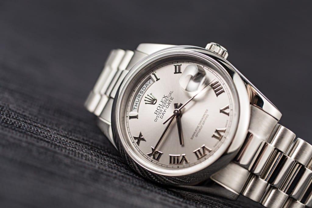 Rolex President Ref No 18206