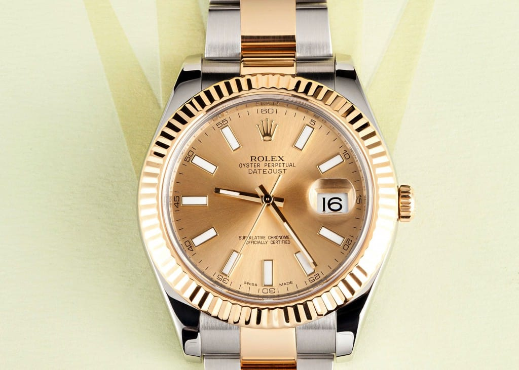 First Rolex Watch