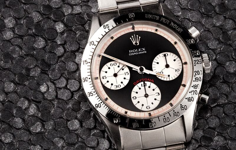 The rich history behind the Daytona Paul Newman 6239 make it worth every penny.
