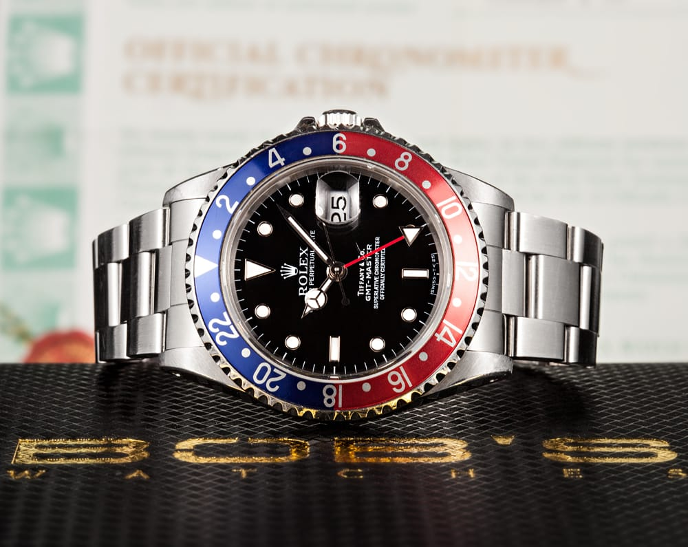 The GMT Master 16700 is an amazing watch with a very short production run.