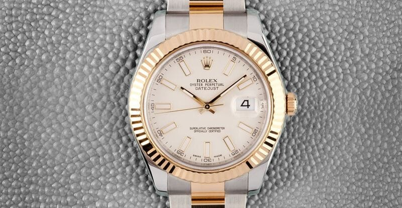 Rolex Two-Toned Datejust II