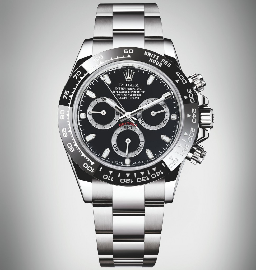 Buying a watch like the Rolex Cosmograph Daytona 116500LN should be a careful decision