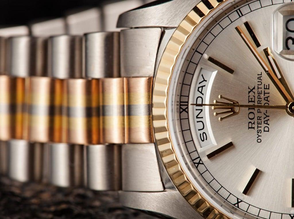 Rolex Day-Date Tridor 18239