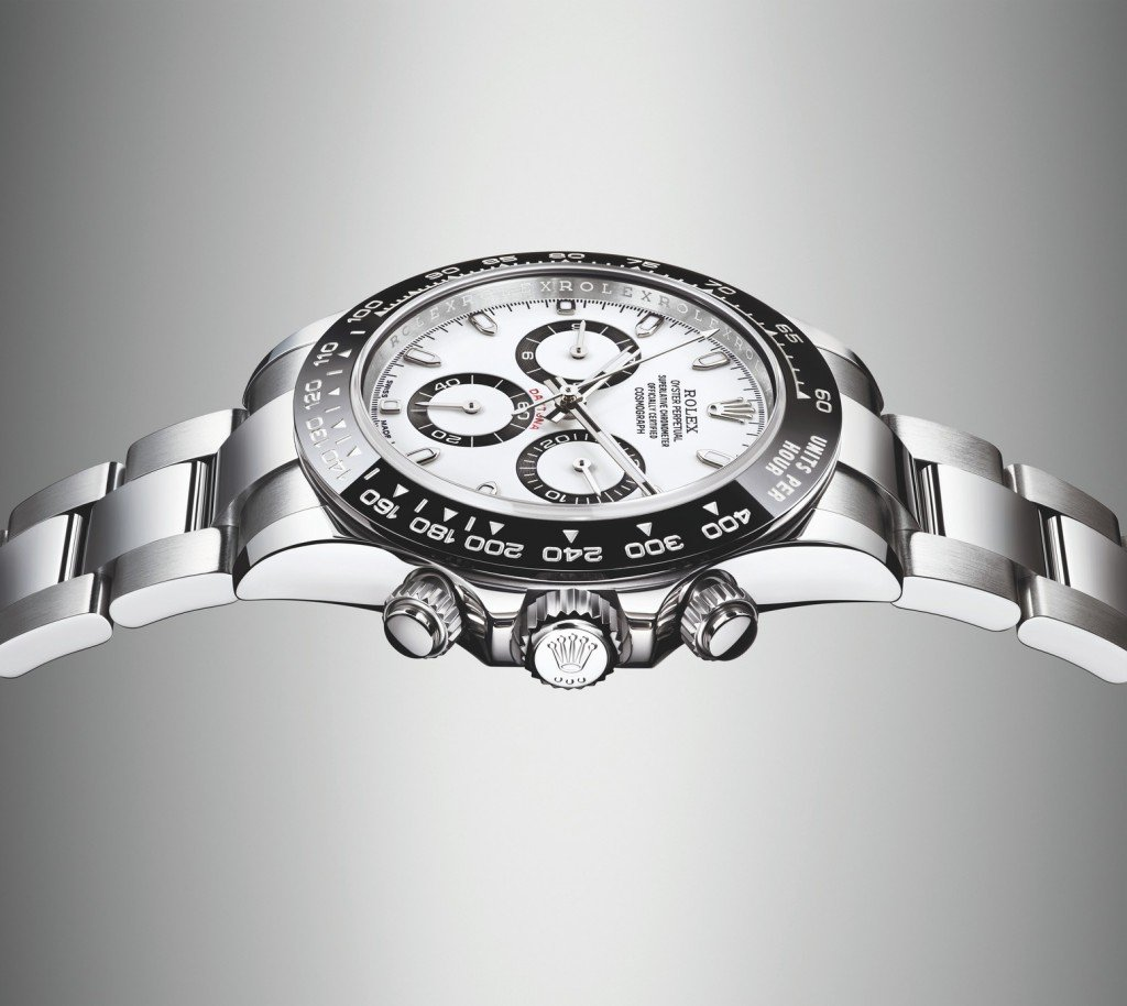 The Rolex Daytona 116500 is an example of a watch that has rapidly appreciated in value (Image courtesy of Rolex)