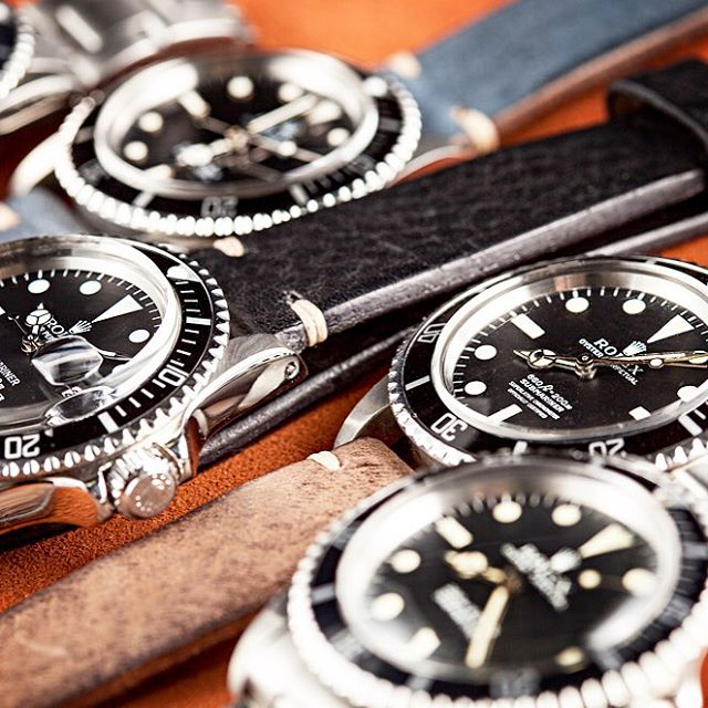 Rolex-Leather-Straps-Bobs-Watches