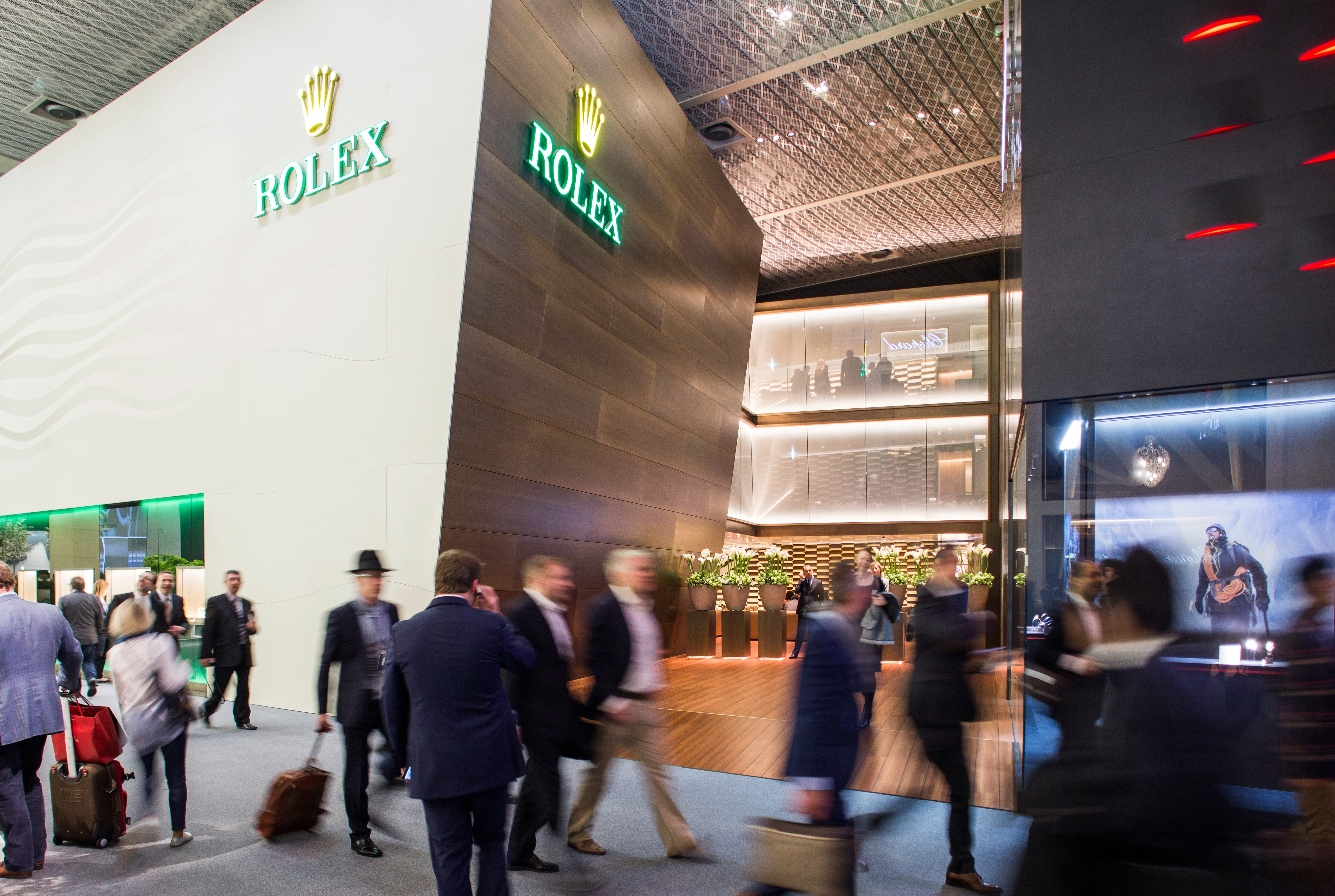 Rolex, Tudor, Patek Philippe, Chopard, and Chanel Leave Baselworld Forever