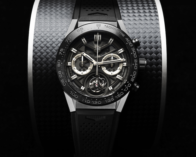 TAG Heuer Carrera Heuer-02T (Image Courtesy of TAG Heuer)
