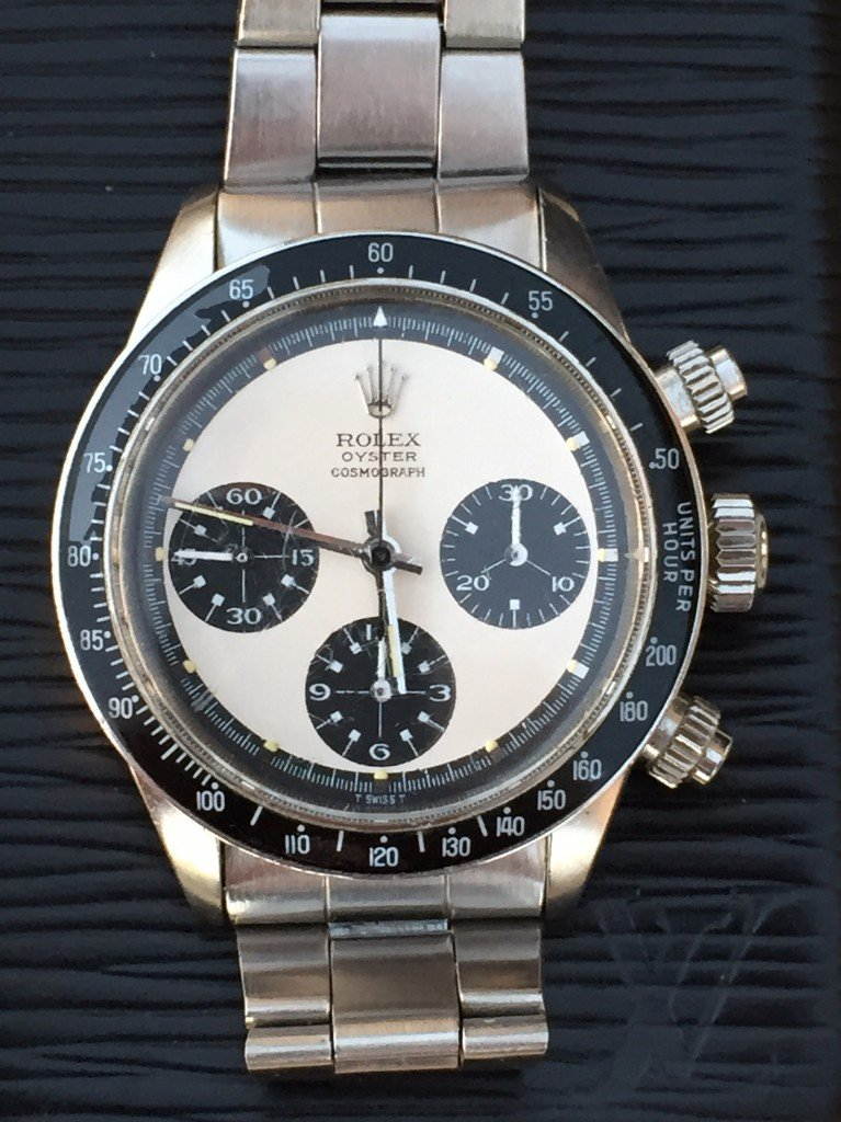 Rolex Daytona Paul Newman - Bobs Watches