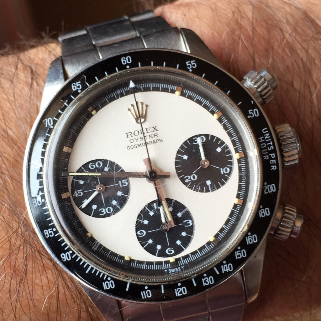 Vintage Rolex Paul Newman Daytona - Bobs Watches