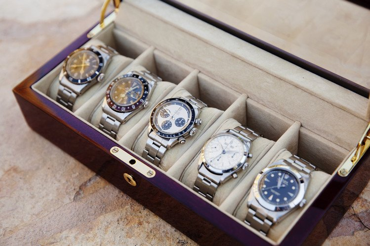 vintage rolex watches owned by paul altieri