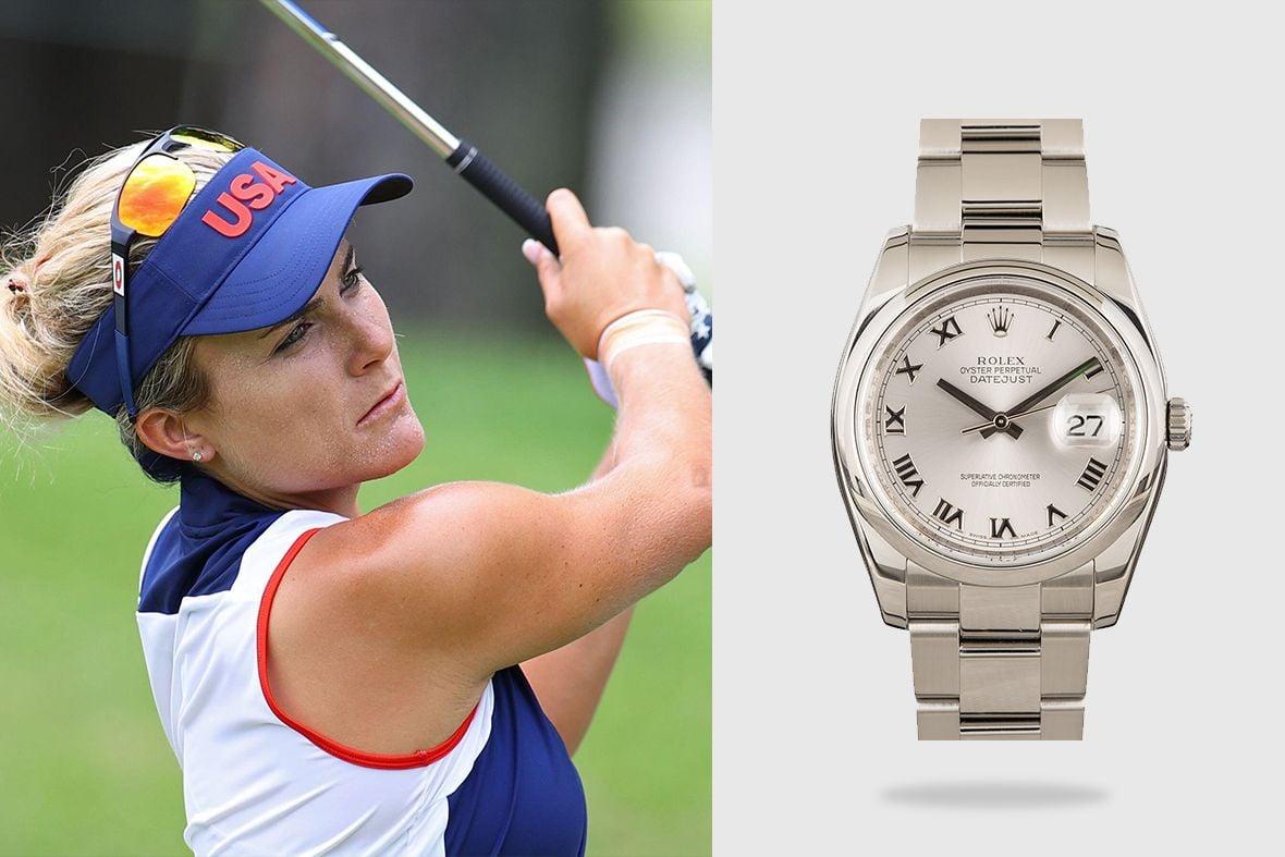Rolex Golf Ambassadors Lexi Thompson Datejust 36