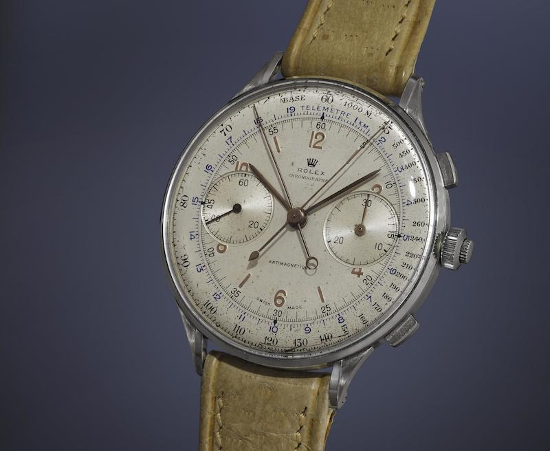 Rolex Ref. 4113 'Split-Seconds' (Image courtesy of Phillips)