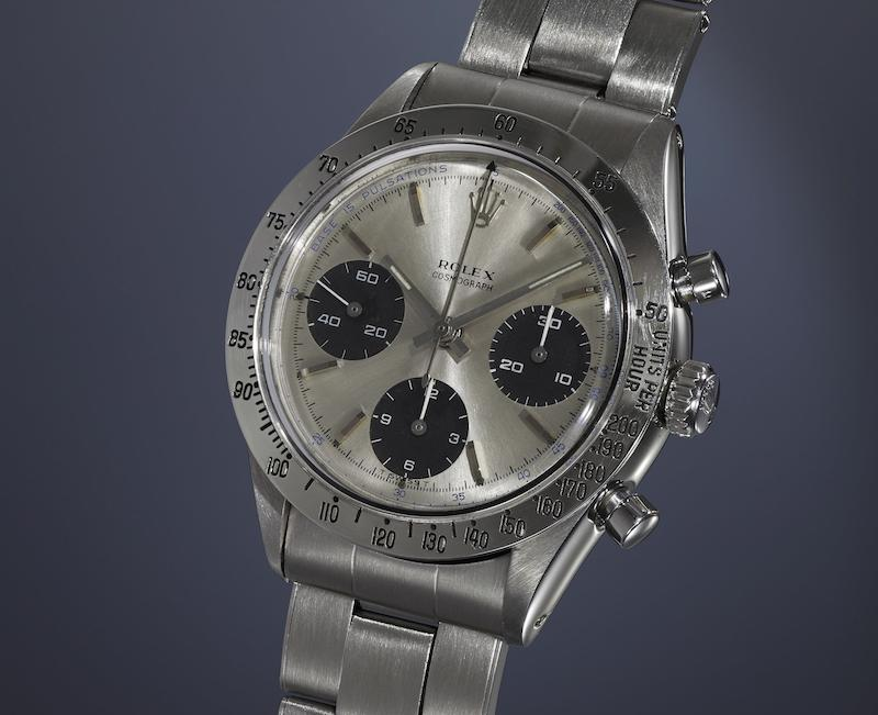 Rolex Ref. 6239 'The Doctor' (Image courtesy of Phillips)
