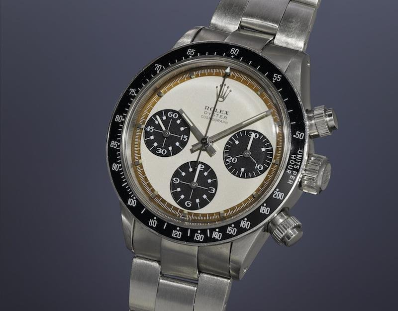 Rolex Ref. 6263 'Tropical Panda' (Image courtesy of Phillips)