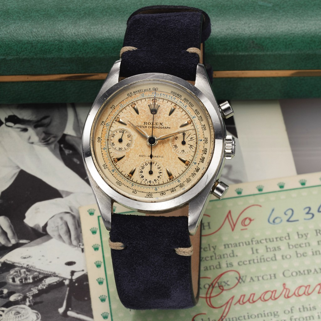 Rolex 6234 Oyster Chronograph (Image Courtesy of Antiquorum)