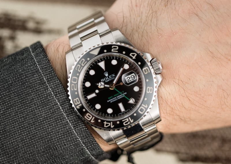 GMT-Master II 116710