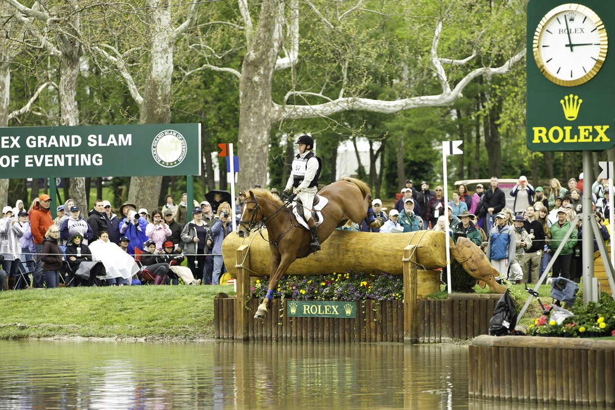 Rolex 3 Day Event >> Saddle up for Rolex Kentucky Three-Day Event - Bob's Watches