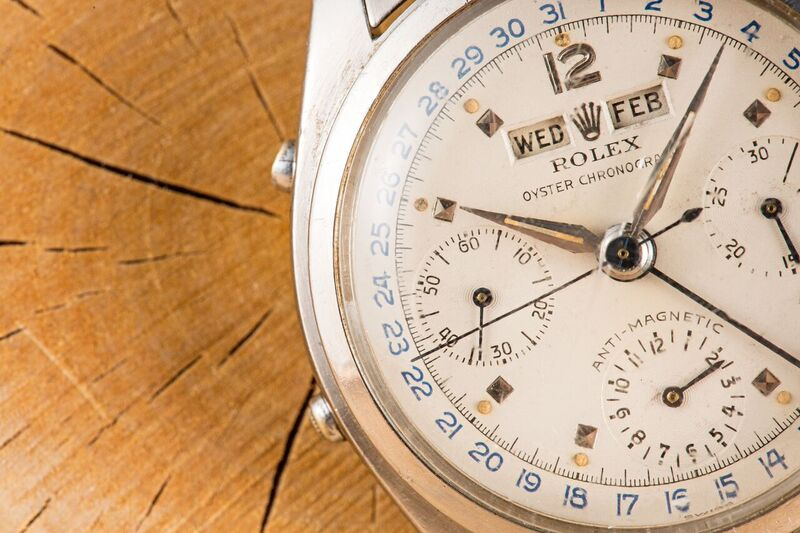Rolex 6236 Dato-Compax Jean-Claude Killy
