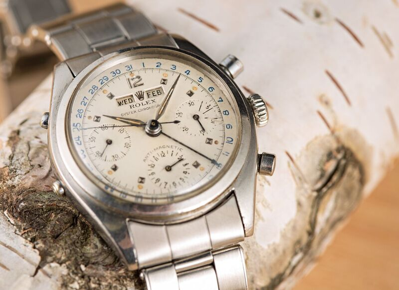"Rolex Triple Calendar Chronograph 6236 ""Jean-Claude Killy"""