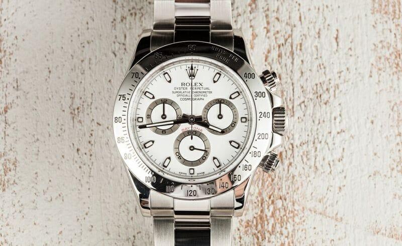 Rolex Cosmograph Daytona ref 116520