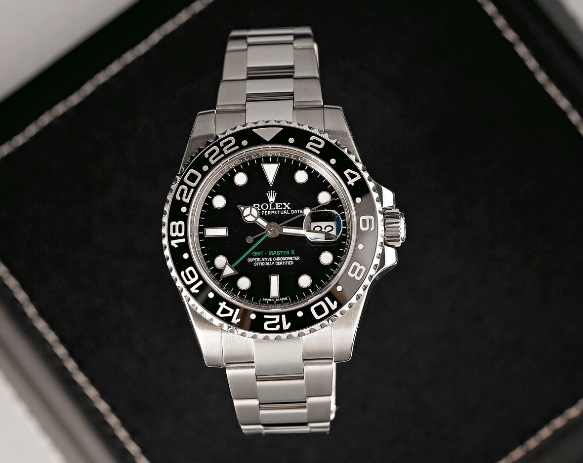 Rolex GMT-Master II Reference 116710LN Ultimate Review and Buying Guide