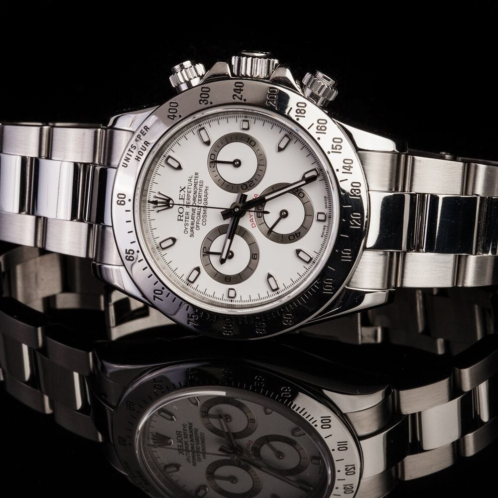 What are the most complicated Rolex movements?