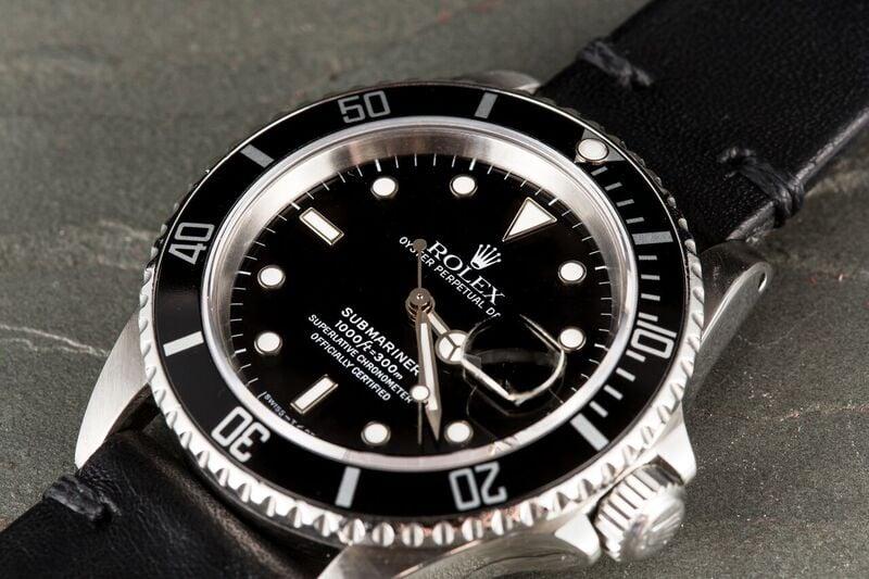 One Rolex