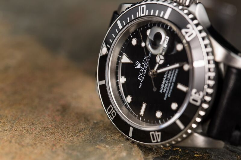 The Submariner 16610 is a classic watch, from Bob's Watches.