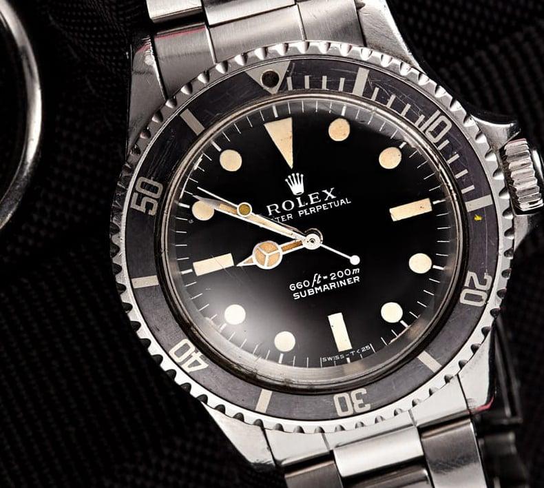 Rolex Submariner ref 5513