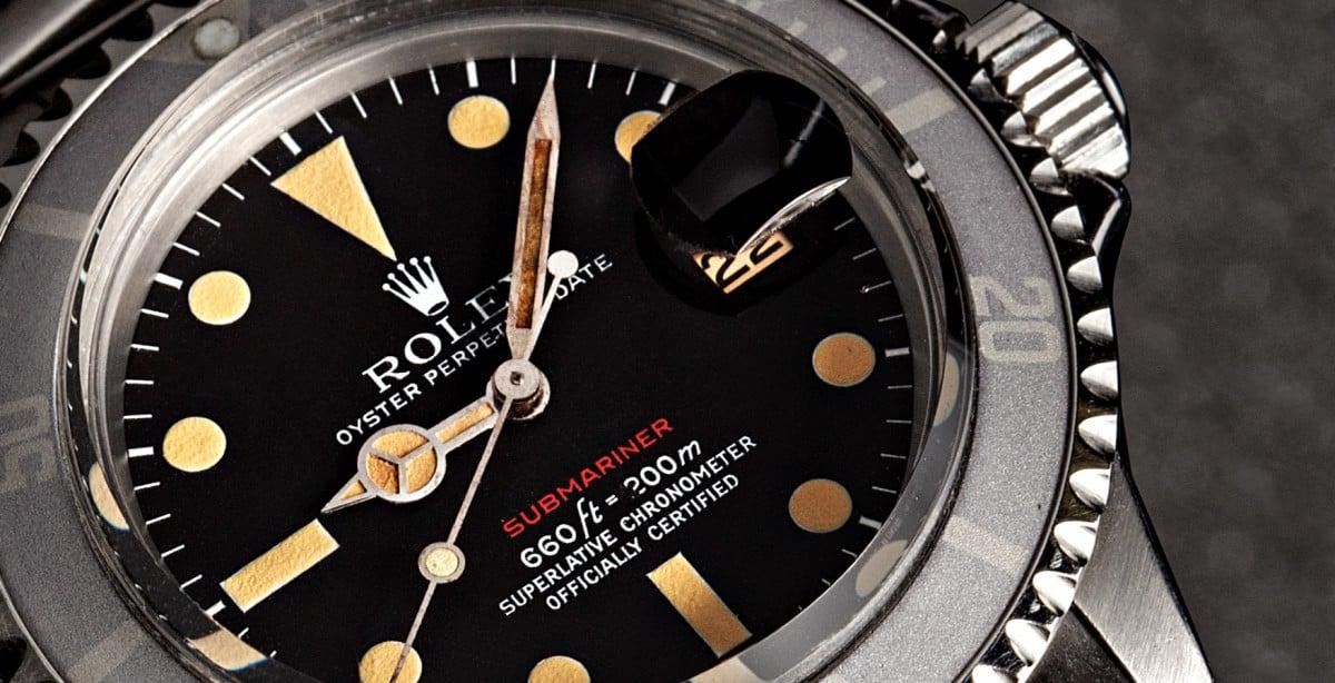 Honest Watch Rolex Red Submariner