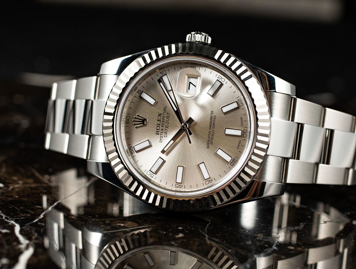 Rolex Date vs Datejust