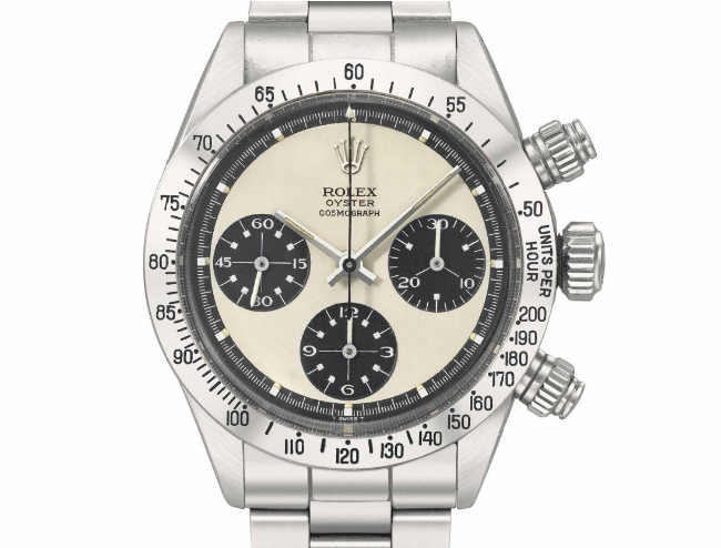 Rolex Cosmograph Daytona 6263 (Image courtesy of Christie's)