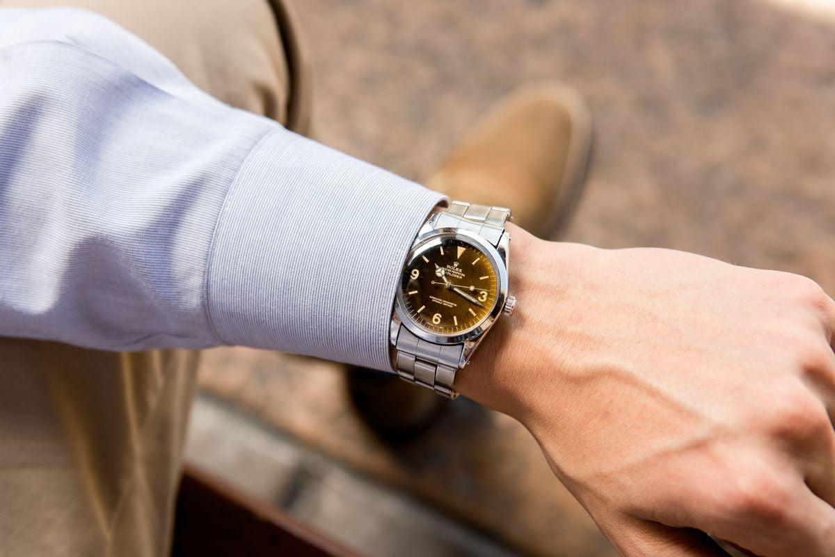 Rolex Tropical Dials
