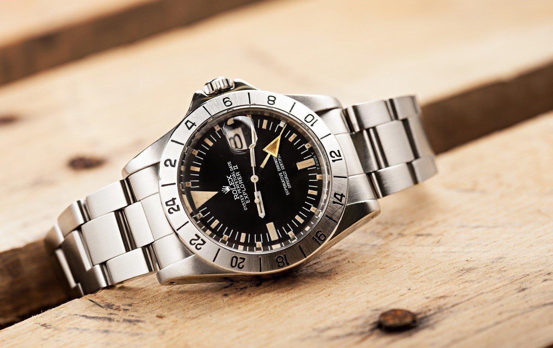 Rolex Watch Comparison GMT II vs Explorer II 1655 Steve McQueen