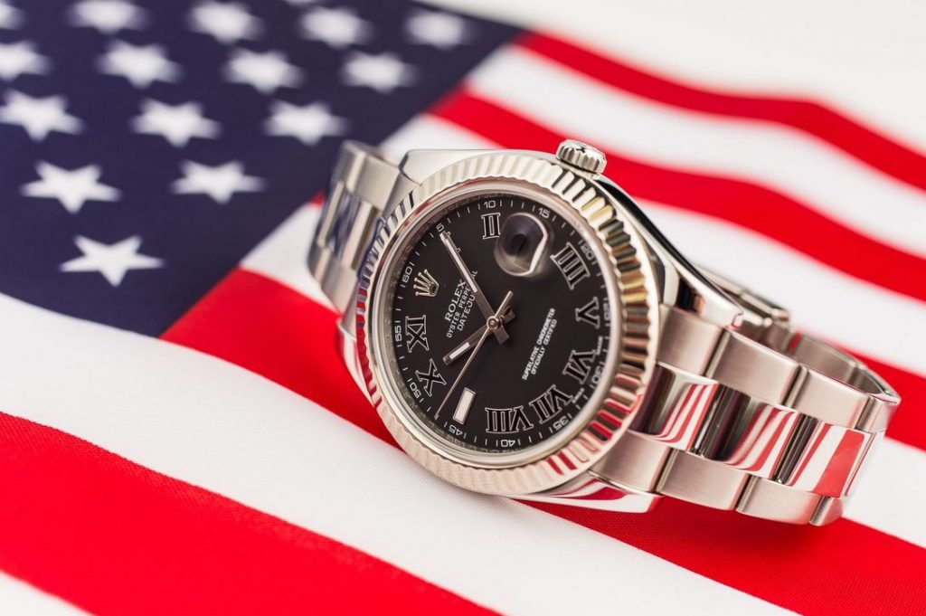 4th Of July DateJust