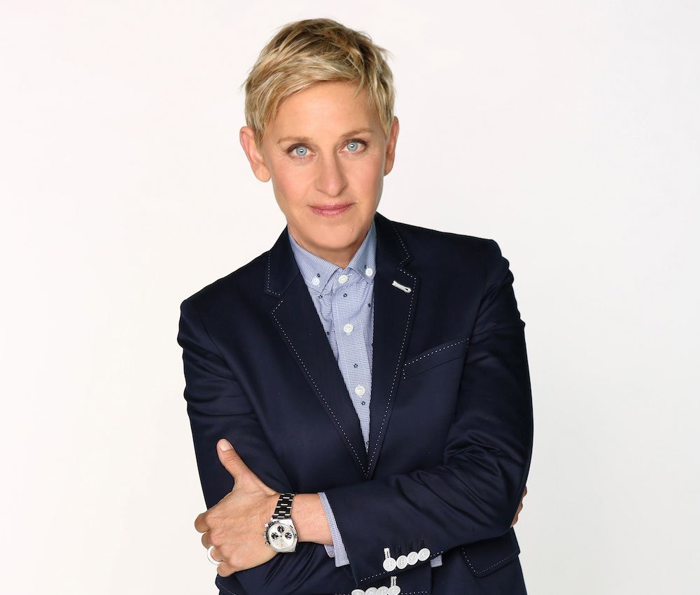 Finding Rolex In Ellen Degeneres Luxury Timepiece Collection