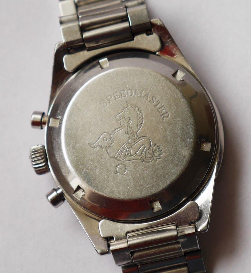 Omega Seahorse Symbol