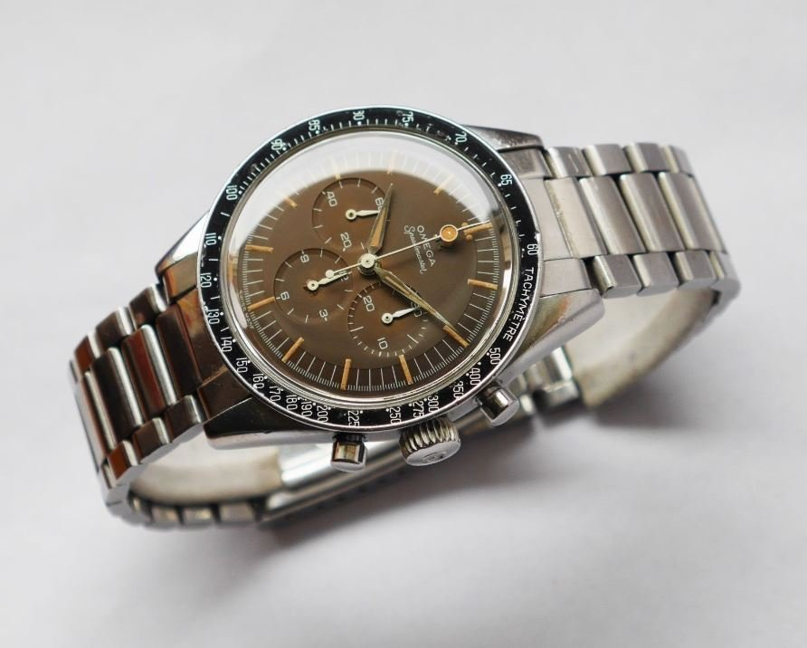 Omega Speedmaster Front and Center - Bob's Watches