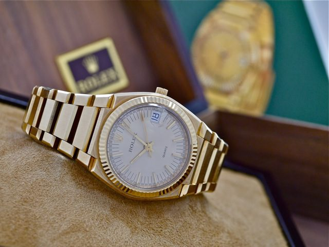 Rolex 5100 Beta - Bob's Watches