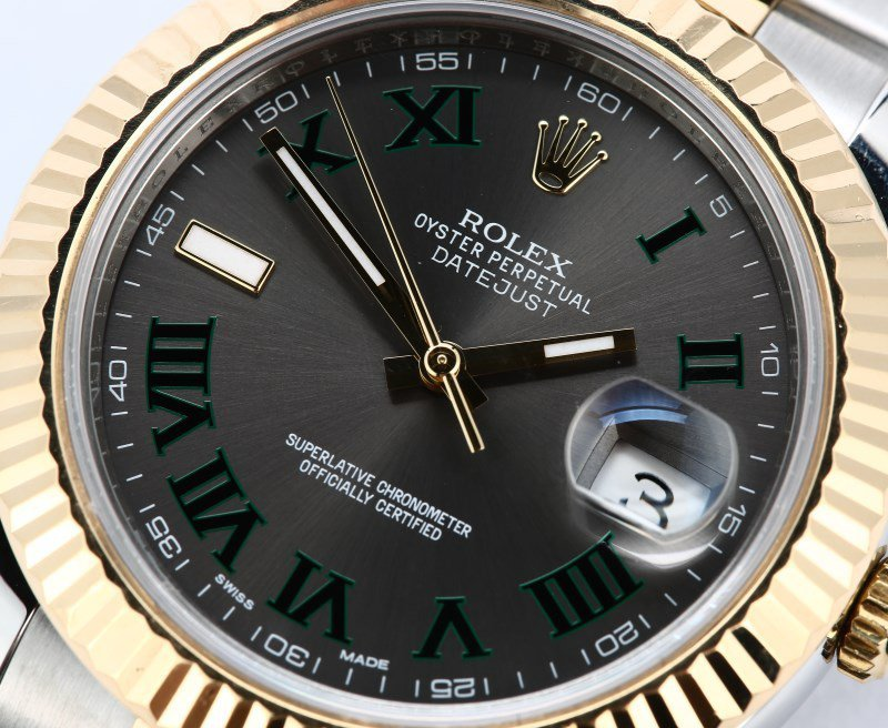 Rolex-Datejust-II-116333-Rolesor