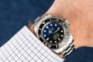 Rolex Sea-Dweller D-Blue - Bob's Watches