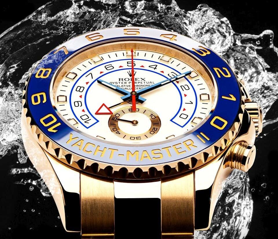 Rolex-Yacht-Master-II-Gold
