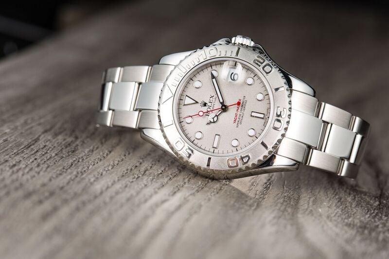 Stainless-Steel-Platinum-Rolesium-Rolex-Yacht-Master