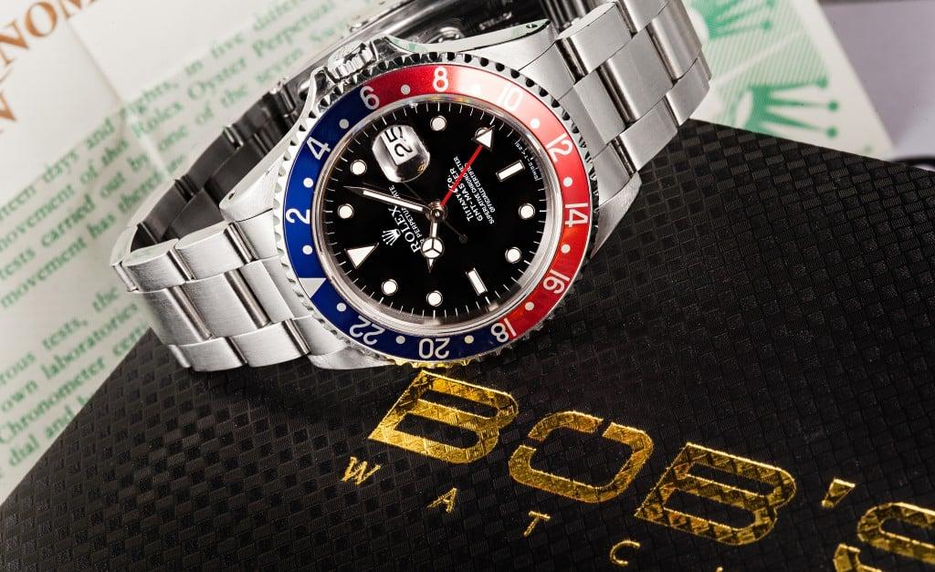 Tiffany GMT Bob's Watches