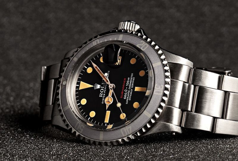 Rolex Oyster Case