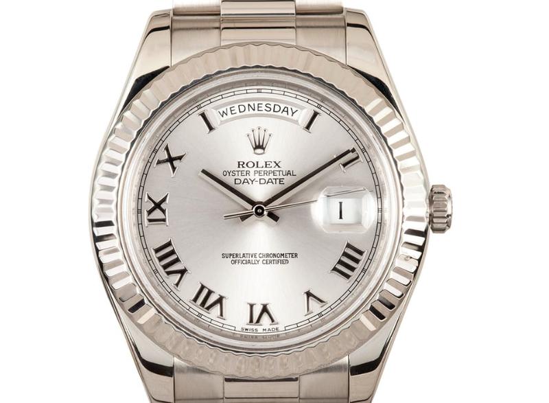 Rolex Day-Date II ref. 218239