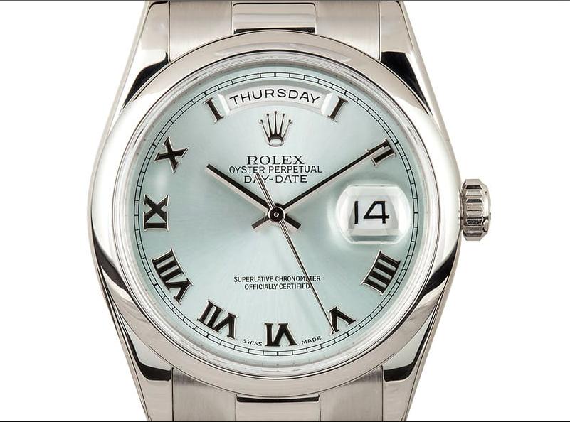 Rolex Day-Date ref. 118206