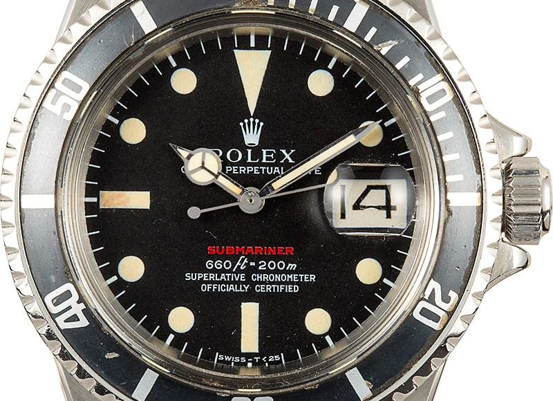 Rolex Red Submariners