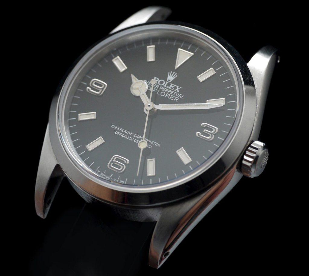 Sapphire Crystal Rolex Explorer 14270